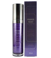 ราคา Sola Primer Teint Foundation Spf20 No 20 30 Ml ออนไลน์