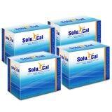 ขาย Solucal โซลูแคล 30 ซอง แคลเซียม คอลลาเจน วิตามิน ดี3 X 4 Box ผู้ค้าส่ง