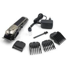ราคา Sonar แบตเตอเลี่ยนตัดผมไร้สาย ปัตตาเลี่ยนตัดผมชาย แบตตาเลี่ยนแกะลาย แบตเตอร์เลี่ยนไฟฟ้า อุปกรณ์ตัดผม Taper Lever Cordless High Technology Professional Hair Clipper For Men Women เป็นต้นฉบับ