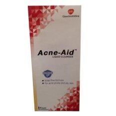 ซื้อ Spectraban Acne Aid Liquid Cleanser 100 Ml ใหม่