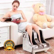 โปรโมชั่น Spint เครื่องนวดเท้า 4มิติ Foot Massager เครื่องนวดเท้าไฟฟ้า เครื่องนวดอัตโนมัติ เครื่องนวดฝ่าเท้า รุ่น Leg Magic สีเทา