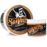 Suavecito Pomade Firme Hold โพเมด Water Base เซ็ทผมสำหรับผู้ชาย ผู้หญิง ขนาด 4 Oz 113 G Made In Usa 1 กระปุก เป็นต้นฉบับ