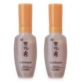 Sulwhasoo First Care Activating Serum EX (8ml x 2 ขวด) ขนาดทดลอง TRAVEL SIZE