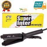 Super V Inter Ionic Hair Flatter เครื่องหนีบผม รุ่น Su 186 ใหม่ล่าสุด