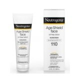 ทบทวน ที่สุด Superior Anti Aging Protection Neutrogena Age Shield Face Oil Free Sunscreen Spf 110 88 Ml