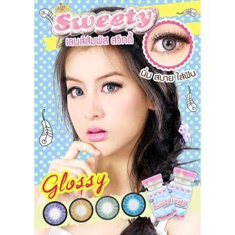 sweety plusGlossyGray บิ๊กอายสายตาปกติ