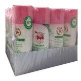 ขาย Taoyeablok 25G ผงระงับกลิ่นกายบ ตราเต่าเหยียบโลก สีชมพู กลิ่นซากุระ จำนวน 12 ขวด ใหม่