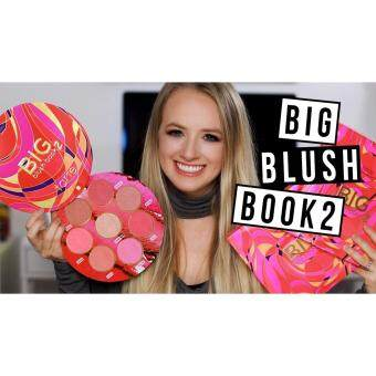 TARTE BIG BLUSH BOOK 2