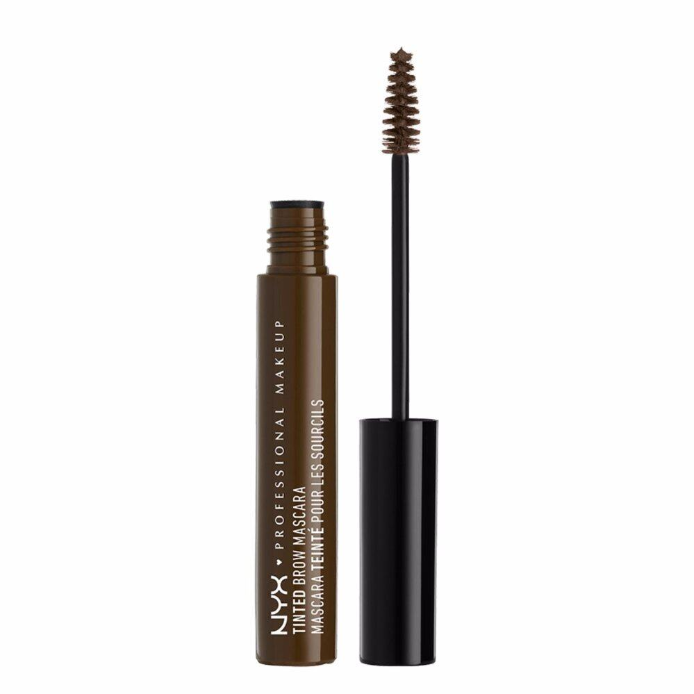 มาสคาร่าปัดขนคิ้ว นิกซ์ โปรเฟสชั่นแนล เมคอัพ ทินท์ โบร์ว มาสคาร่า NYX Professional Makeup Tinted Brow Mascara - TBM04 (เจลปัดคิ้ว)