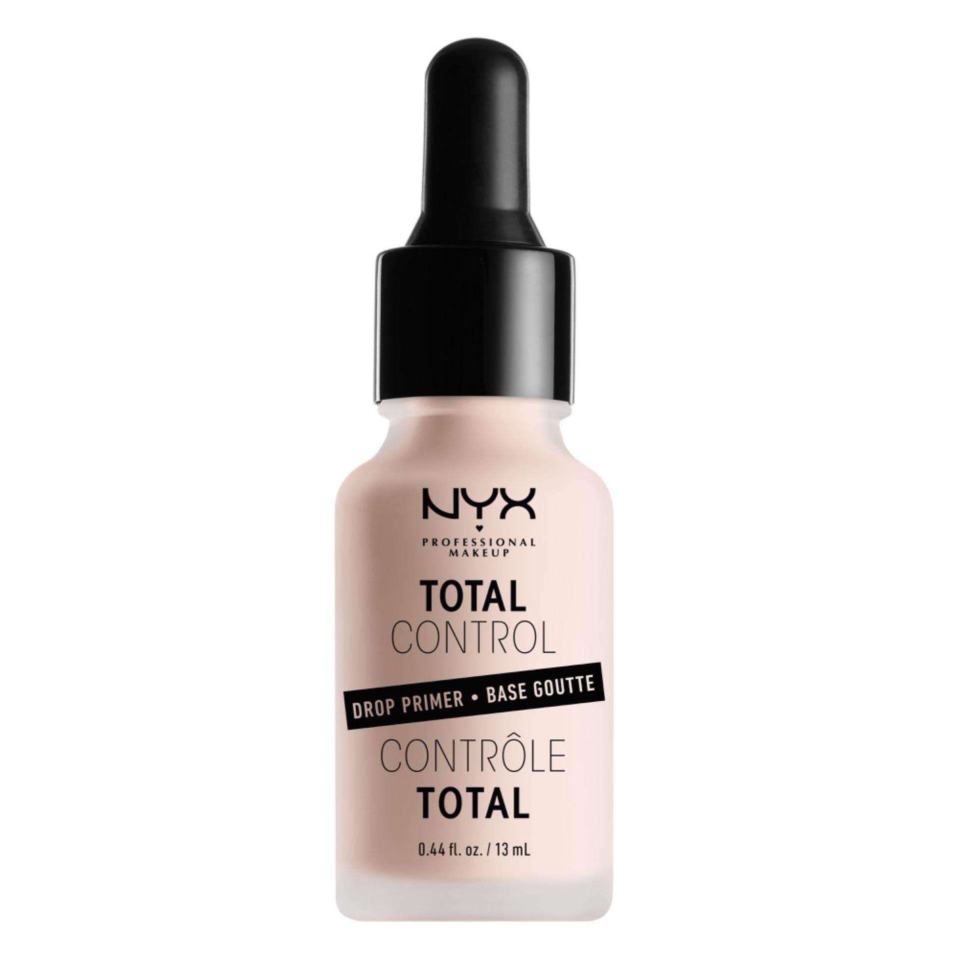 ไพรเมอร์เตรียมผิวให้เรียบเนียน นิกซ์ โปรเฟสชั่นแนล เมคอัพโทเทิล คอนโทรล ดรอป ไพรเมอร์ NYX Professional Makeup TOTAL CONTROL DROP PRIMER (ไพรเมอร์)