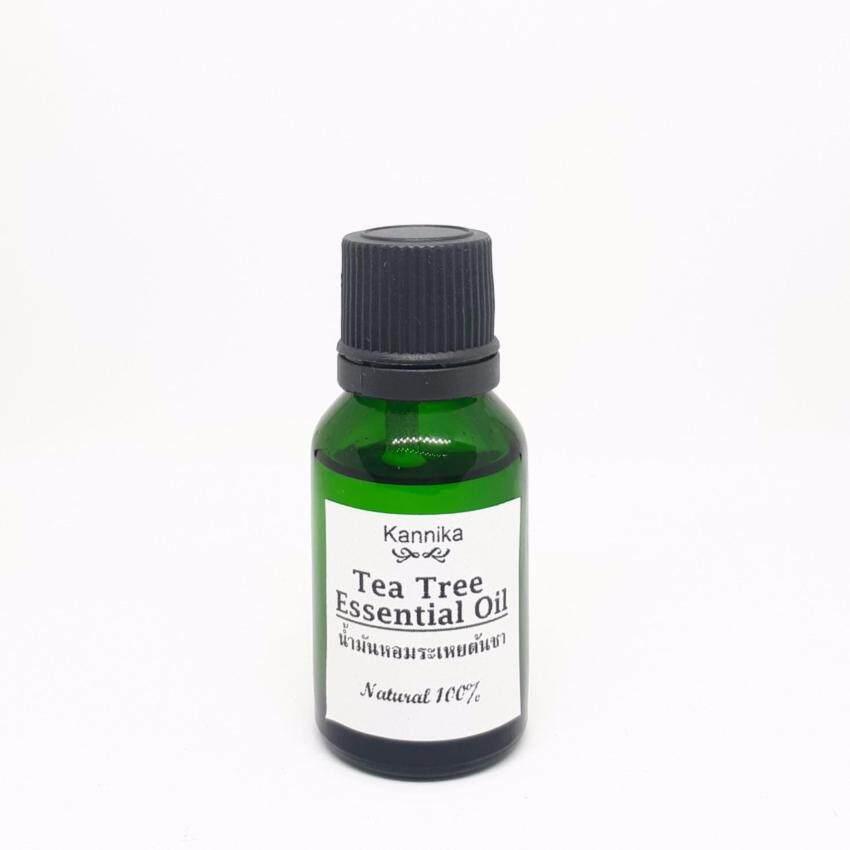 น้ำมันหอมระเหยต้นชา - Tea Tree Essential Oil 15 ml.