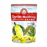 ทบทวน ที่สุด Thai Ao Chi Durian Monthong 100 Gm Silver Vacuum Freeze Dried ทุเรียนหมอนทองอบกรอบ 100 กรัม ซองเงิน