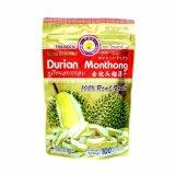 ราคา Thai Ao Chi Durian Monthong 100 Gm Vacuum Freeze Dried ทุเรียนฟรีซดราย ทุเรียนหมอนทองอบกรอบ 100 กรัม ใหม่