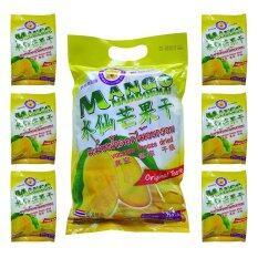 ขาย Thai Ao Chi Mango 210 Gm Vacuum Freeze Dried มะม่วงอบกรอบ ขนาด 210 กรัม ถูก กรุงเทพมหานคร