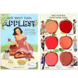 ราคา The Balm How Bout Them Apples Palette The Balm ออนไลน์