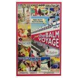 ราคา The Balm Voyage Travel Palette พาเลทอายแชโดว์และลิปสติกใหม่ล่าสุด 1 ตลับ ใหม่ล่าสุด