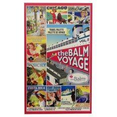 ทบทวน The Balm Voyage Travel Palette พาเลทอายแชโดว์และลิปสติกใหม่ล่าสุด 1 ตลับ