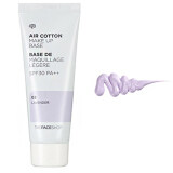ราคา The Face Shop Air Cotton Make Up Base 40 Ml 02 Lavender ออนไลน์ ไทย