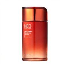 ขาย The Face Shop Neo Classic Homme Red Energy Toner 140Ml ถูก