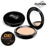 ซื้อ The New Clouda Smooth Stay Oil Control Pressed Powder Spf20 02 Silky Beige