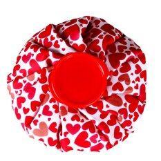 ขาย ถุงประคบเย็นขนาด 9 นิ้ว ลายหัวใจ สีแดง Unbranded Generic ถูก