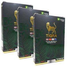 Tigra Minawa ไทกร้า มินาว่า 10 แคปซูล X 3 กล่อง.