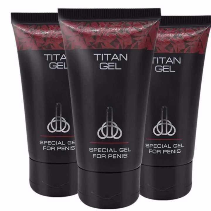titan gel ผล ตภ ณฑ เพ มขนาดท านชาย 50 ml 3ช น