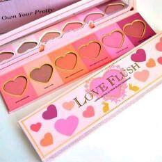 โปรโมชั่น Too Faced Love Flush Blusher บรัชออน รูปหัวใจ ใน กรุงเทพมหานคร