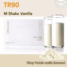 เวย์โปรตีนคุณภาพสูง Tr90 Shake (ทีอาร์ไนน์ตี้ เชครสวนิลา).