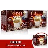 ขาย Truslen Coffe Bern กาแฟเผาผลาญไขมันเก่า 2 กล่องฟรี 1 กล่อง ราคาถูกที่สุด