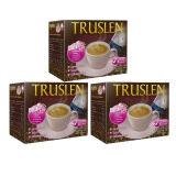 ส่วนลด Truslen Coffe Plus Collagen 16 กรัม X 10 ซอง 3 กล่อง กรุงเทพมหานคร