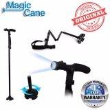 ขาย Trusty Cane Magic Cane ไม้เท้าช่วยเดิน ไม้ช่วยพยุงเดิน พับได้ ดำ Trusty Cane เป็นต้นฉบับ