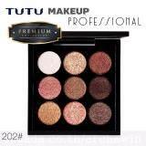 ราคา Tutu Makeup Color Fever Eyeshadow อายแชโดว์ รุ่น 202 ติดทน กันน้ำ ชิมเมอร์ครีม 9 สี กรุงเทพมหานคร
