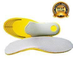 ซื้อ Twilight แผ่นรองเท้าป้องกันโรคกระดูกเท้าเสื่อม ไซส์ 41 46 ใหม่