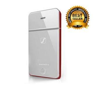 twilightเครื่องโกนหนวด ไฟฟ้า 2055ทรง iPhone (สีขาว)