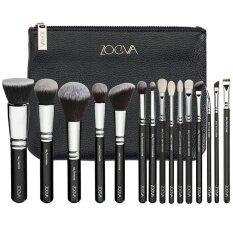 ขาย ซื้อ ออนไลน์ Ume Zoeva 15Pcs Professional Makeup Brush Set Super Soft Intl