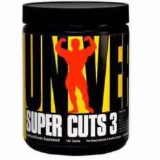 Universal Nutrition Super Cuts 3 130 Tabs.
