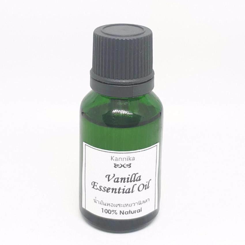 น้ำมันหอมระเหยวานิลลา (Vanilla essential oil) 15 ml. image