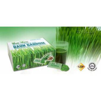 Vegi-Vera อาหารเสริม เวกิ-เวร่า เครื่องดื่มผงสกัดจากใบอ่อนข้าวสาลี อุดมไปด้วยวิตามิน เอนไซม์ ต้านอนุมูลอิสระ บำรุงร่างกาย ขนาดบรรจุ 30 ซอง(15กรัม/ซอง) (สินค้านำเข้าจากมาเลเซีย)-