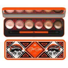Ver 88 อายแชโดว์เนื้อครีม พาเลท Glam Shine Cream Eyeshadow Palette 12G ใหม่ล่าสุด