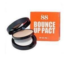 ราคา Ver 88 Bounce Up Pact Spf50 Pa แป้งดินน้ำมัน 12 กรัม ใหม่ ถูก