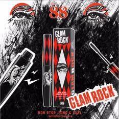 ราคา Ver 88 มาสคาร่า Glam Rock Nonstop Long Curl Waterproof Mascara สีดำ เพิ่มความงอนงาม ปัดเด้ง คมเข้มทุกองศา Ver 88 เป็นต้นฉบับ