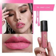 ราคา ลิปสติก Ver 99 Matte Liquid Lip สี 13 First Love 6G ใหม่ ถูก