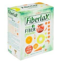 ขาย Verena Fiberlax 1 กล่อง 10 ซอง X 15G อาหารเสริมผสมผงไซเลียม ฮักส์ เป็นแหล่งของเส้นใยอาหารและวิตามินอื่นๆอีกมากมาย เพื่อสุขภาพที่ดี ใน Thailand