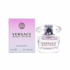 ส่วนลด Versace Bright Crystal Edt 5Ml ไทย