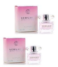 โปรโมชั่น Versace Bright Crystal Edt 5Ml X 2 กล่อง