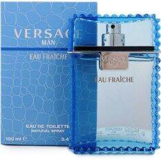 ซื้อ Versace Man Eau Fraiche Edt 100 Ml ใหม่ล่าสุด