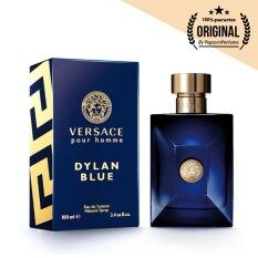 ขาย ซื้อ ออนไลน์ Versace Pour Homme Dylan Blue Edt 100 Ml พร้อมกล่อง