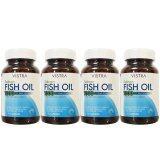 ซื้อ Vistra Salmon Fish Oil 1000Mg 75 เม็ด 4ขวด วิสทร้า น้ำมันปลาแซลมอน 1000มก ออนไลน์ กรุงเทพมหานคร