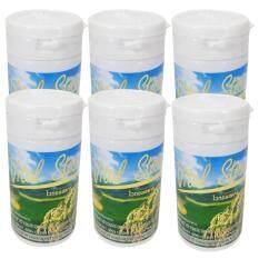 ซื้อ Vital Star Rice Bran And Germ Oil ไวทอล สตาร์ น้ำมันรำข้าวและจมูกข้าว 60 Capsule X 6 Bottle กรุงเทพมหานคร